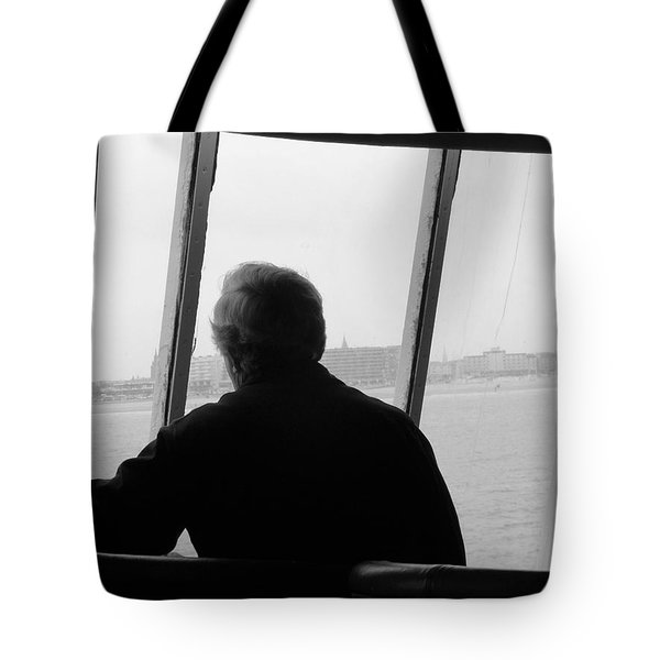 Tote Bag featuring the photograph Remembering Calais by Meaghan Troup