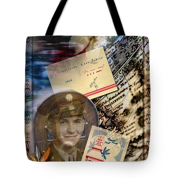 Remembering Joe Tote Bag