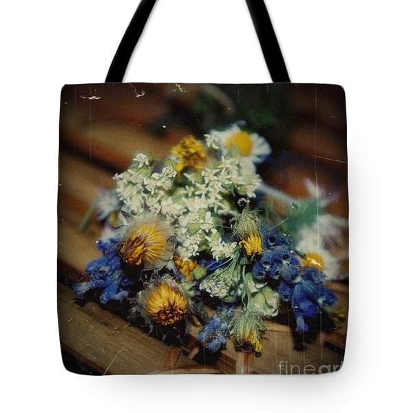 Remembering July Tote Bag