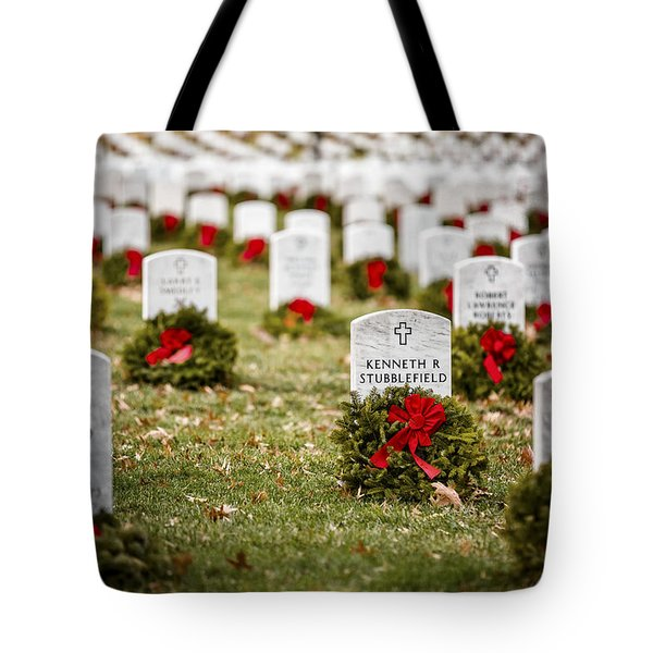 Remembering The Fallen Ones Tote Bag