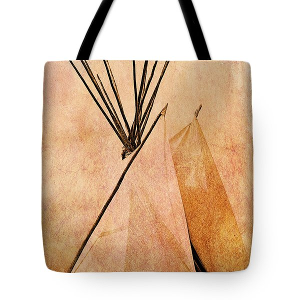 Remembering The Past Tote Bag
