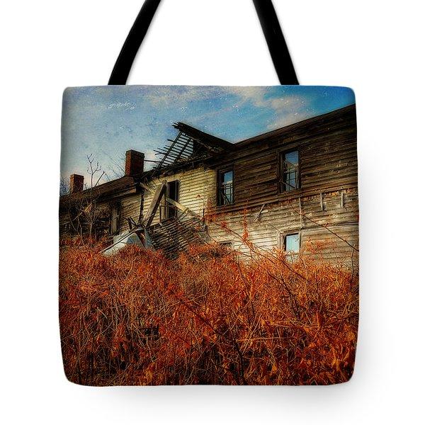 Remembering When Tote Bag by Lois Bryan