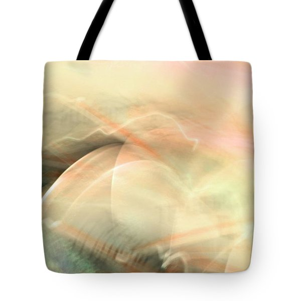Remembrance - Pink Tote Bag