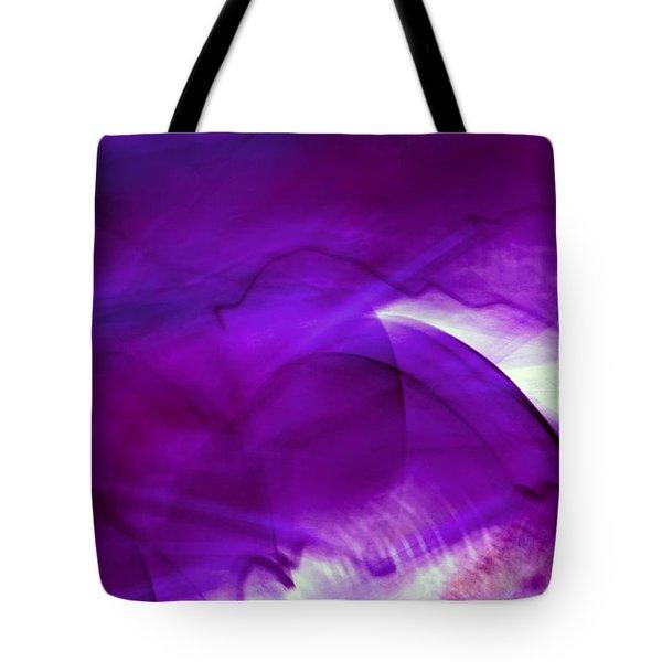 Remembrance - Purple Tote Bag