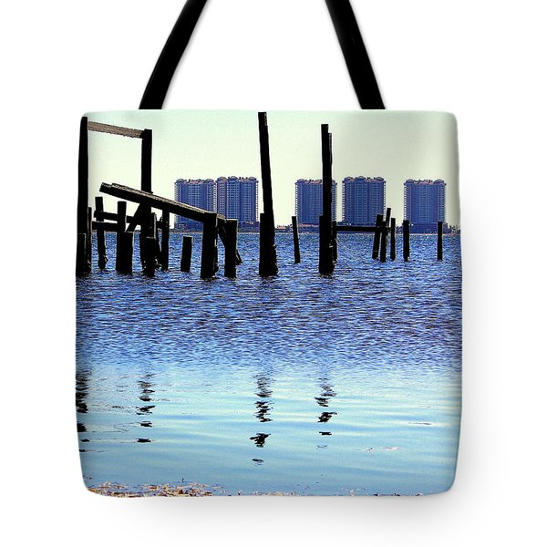 Tote Bag featuring the photograph Reminders by Faith Williams