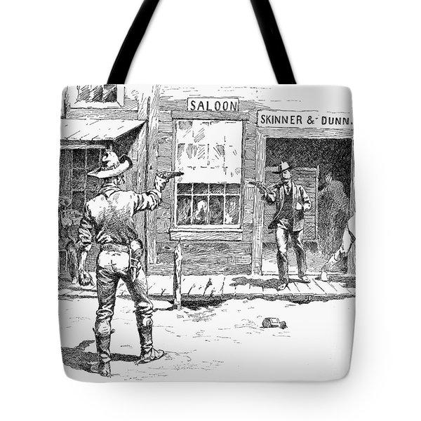 Remington: Duel Tote Bag by Granger