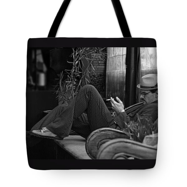 Reminiscent Of A Bygone Era Tote Bag