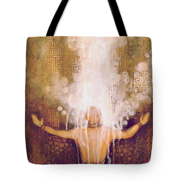 Remnant In The Mist Tote Bag
