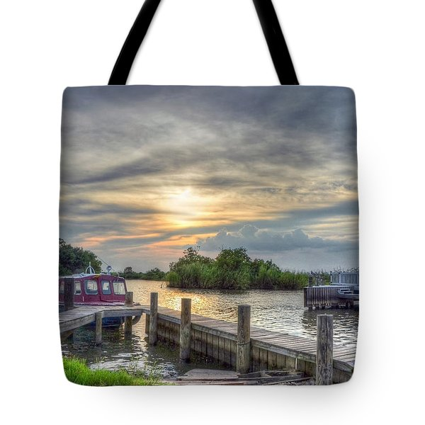 Tote Bag featuring the photograph Remnants by Charlotte Schafer