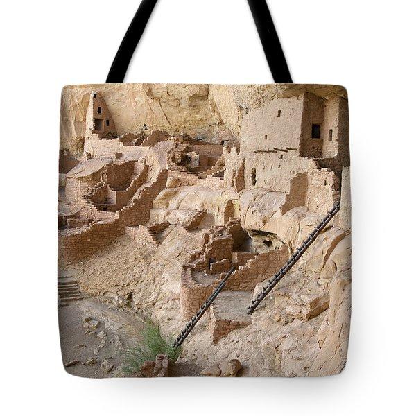 Remnants Of Civilization Tote Bag