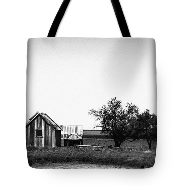 Remnants Of The Dust Bowl Tote Bag
