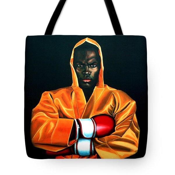 Remy Bonjasky Tote Bag by Paul Meijering