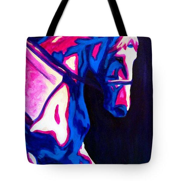 Renaissance Horse Tote Bag