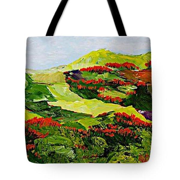 Renewal Tote Bag by Allan P Friedlander