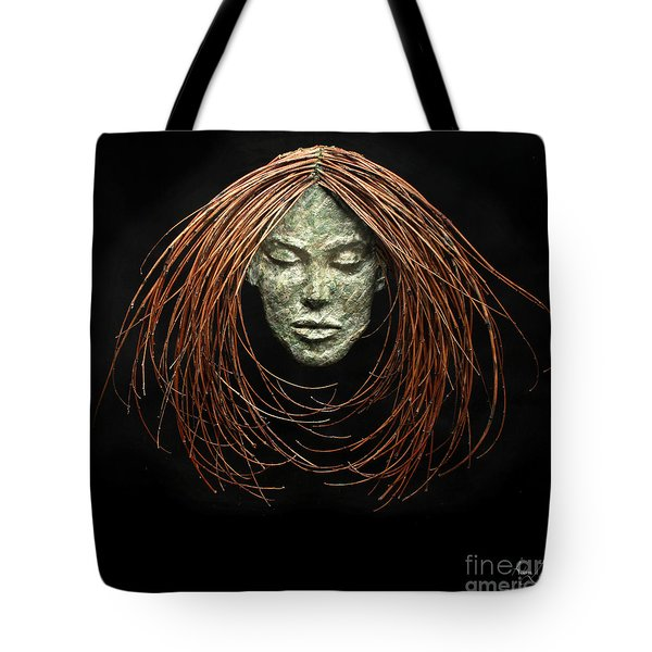 Renewed Solace Tote Bag by Adam Long
