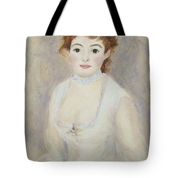 Renoir's Lady Tote Bag