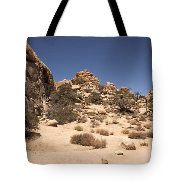 Repeating Yourself Tote Bag by Amanda Barcon
