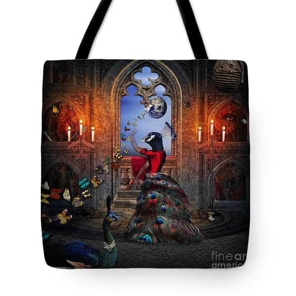 Replenishing Earth  Tote Bag