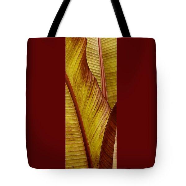 Repose - Leaf Tote Bag