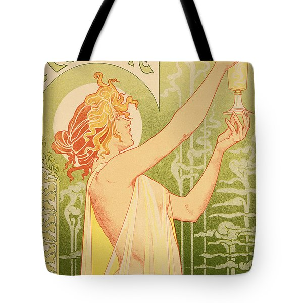 Reproduction Of A Poster Advertising 'robette Absinthe' Tote Bag