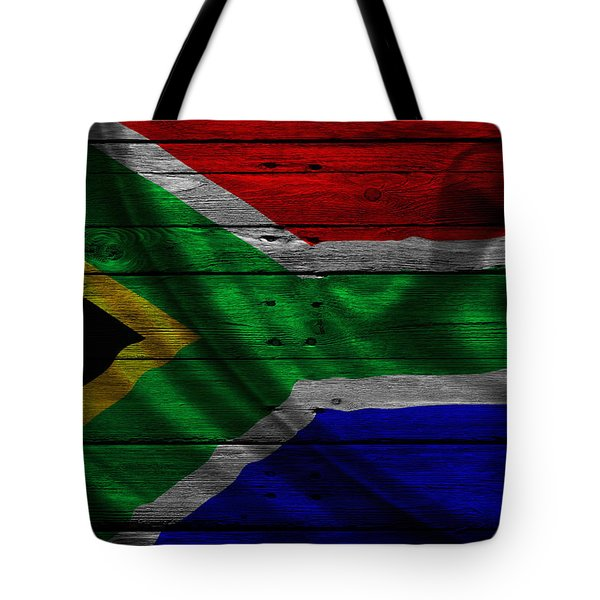 Republic Of South Africa Tote Bag