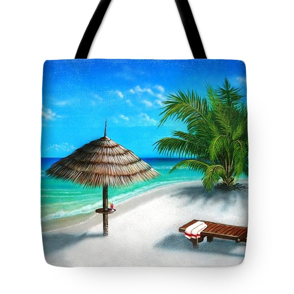 Reservation For One Tote Bag
