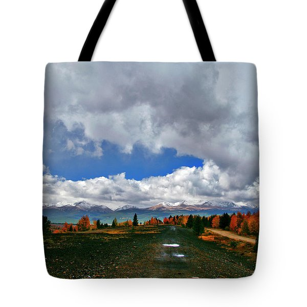 Resisting Change Tote Bag by Jeremy Rhoades