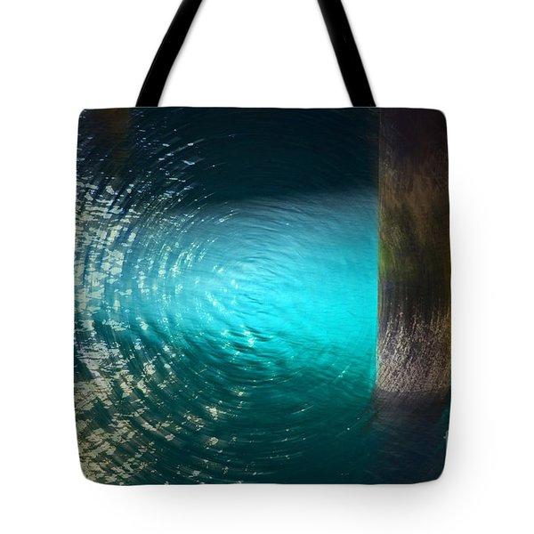 Resonance Tote Bag by Gwyn Newcombe
