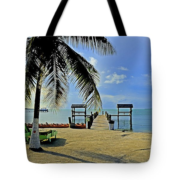 Resort II Tote Bag by Bruce Bain