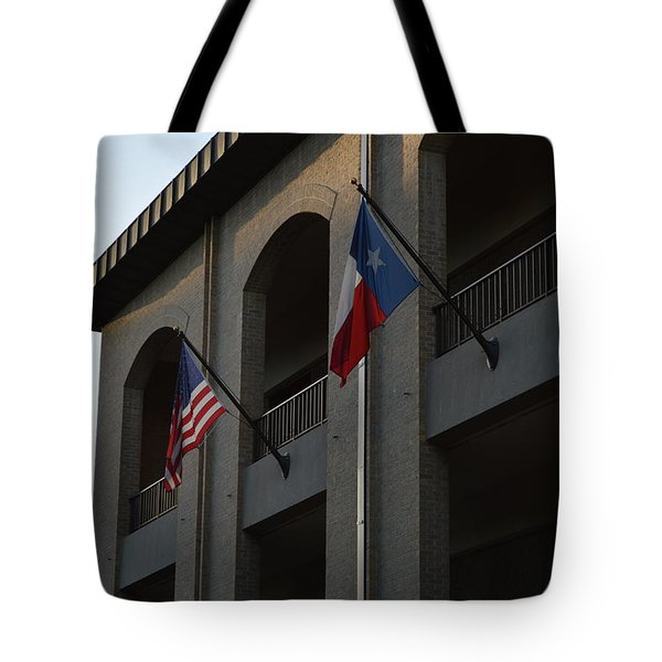 Tote Bag featuring the photograph Respect by Shawn Marlow