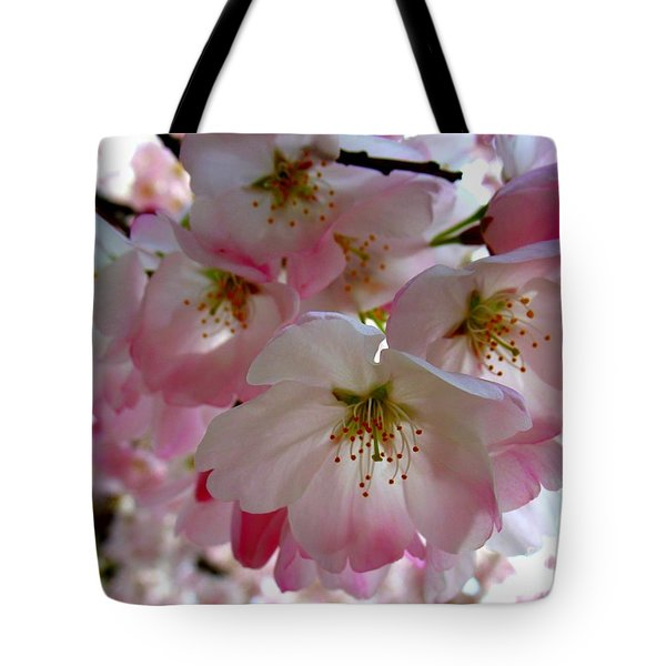 Resplendent Tote Bag by Patti Whitten