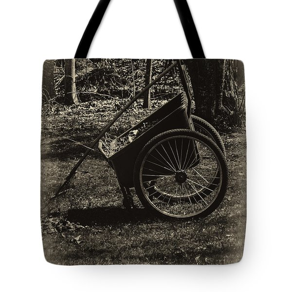 Tote Bag featuring the photograph Rest Awhile by Mark Myhaver