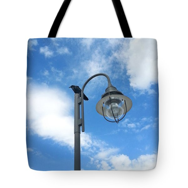 Rest Stop For The Harbinger Tote Bag