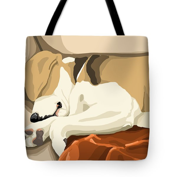 Rest Tote Bag by Veronica Minozzi