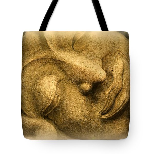 Sleeping Buddha 1 Tote Bag