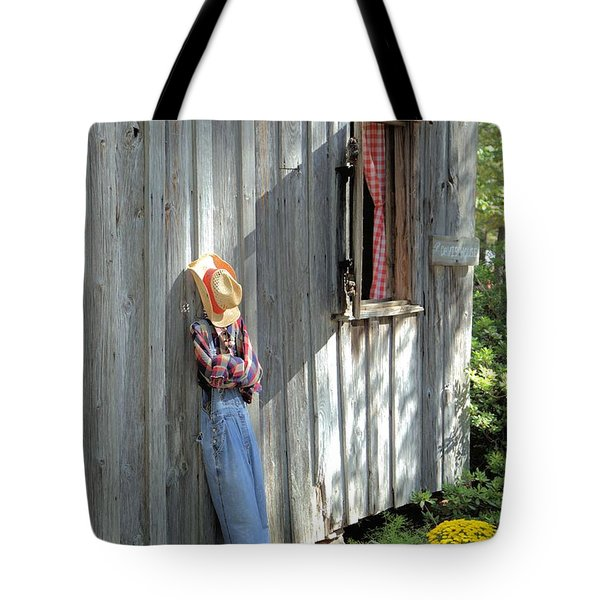 Tote Bag featuring the photograph Resting by Gordon Elwell