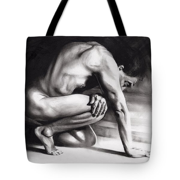 Resting Il Tote Bag by Paul Davenport