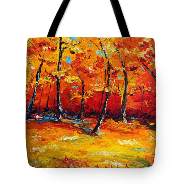 Tote Bag featuring the painting Resting In Your Shadow by Meaghan Troup