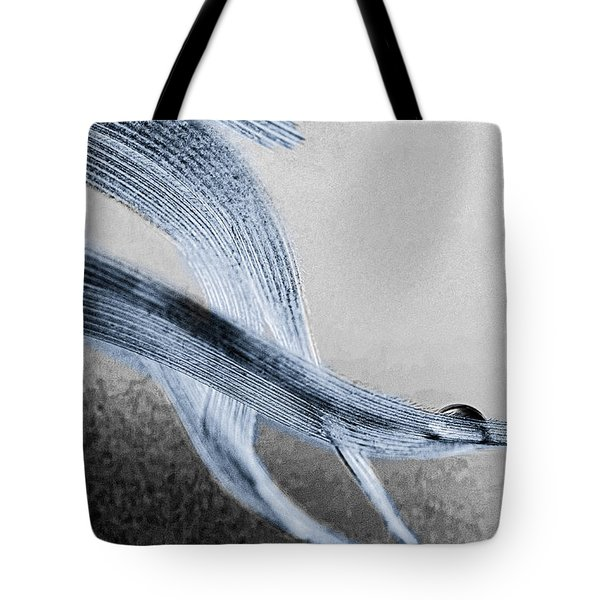 Resting On A Feather Tote Bag by Bob Orsillo