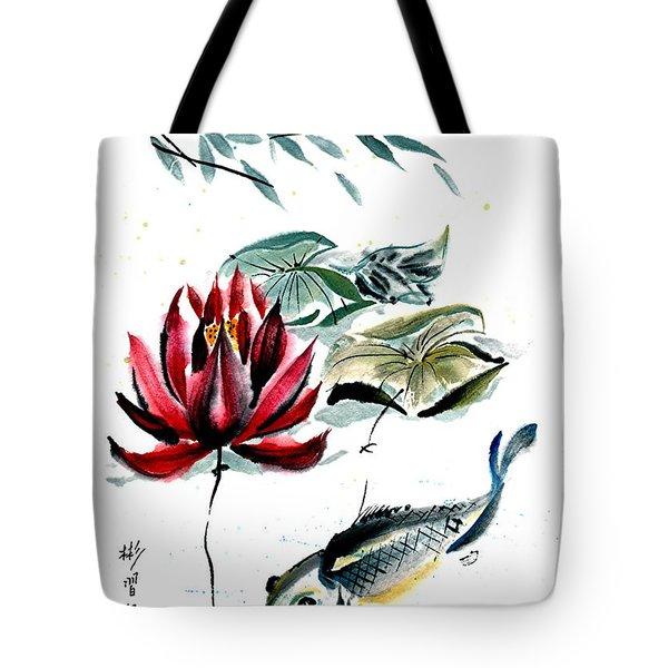 Tote Bag featuring the painting Resting Place by Bill Searle