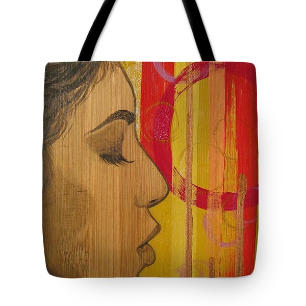 Restless In Wonderment 3 Tote Bag