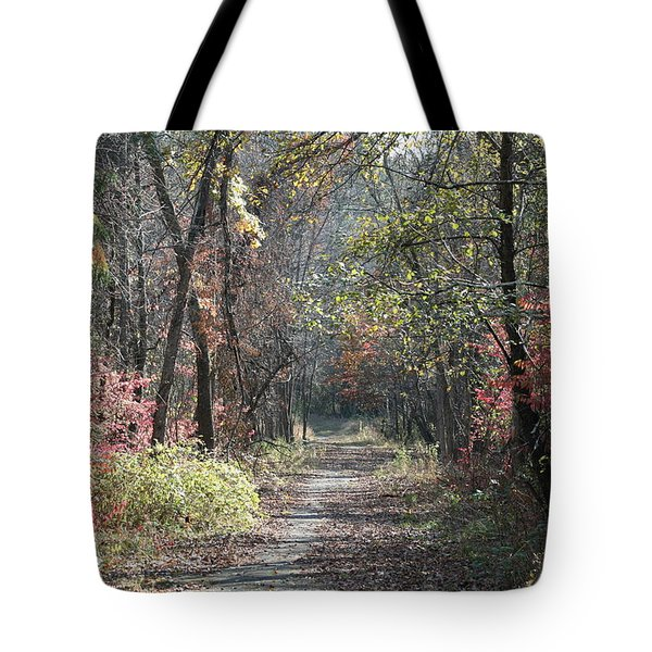 Restless No. 2 Tote Bag