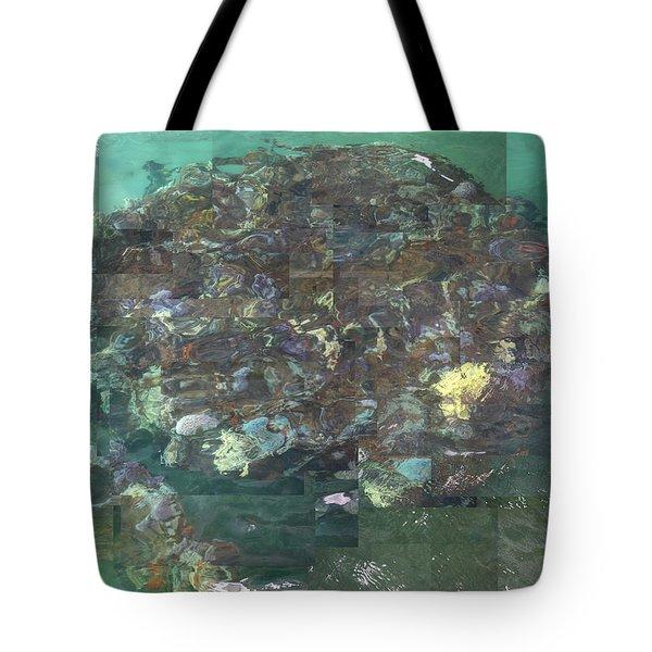 Resurrection - Uss Arizona Memorial Tote Bag