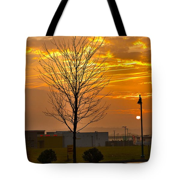 Retail Dawn Tote Bag