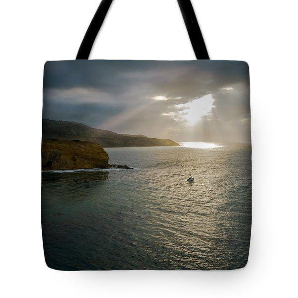 Retire Into Yourself Photography By Denise Dube Tote Bag