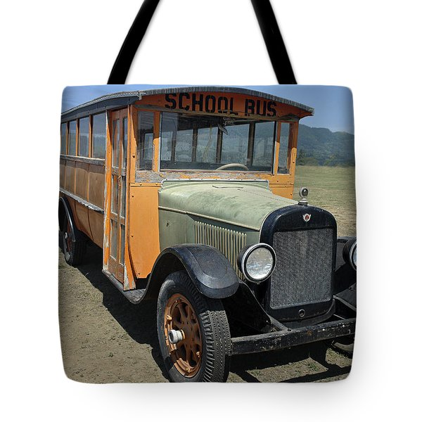 Retired Tote Bag by Betty Depee