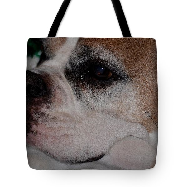 Retired Tote Bag by Maria Urso