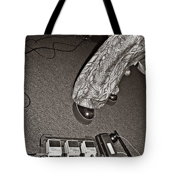 Retro Night Tote Bag by Chris Berry