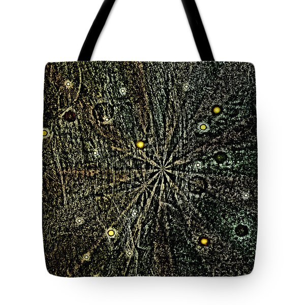Retro Planets Tote Bag by Steve Ball