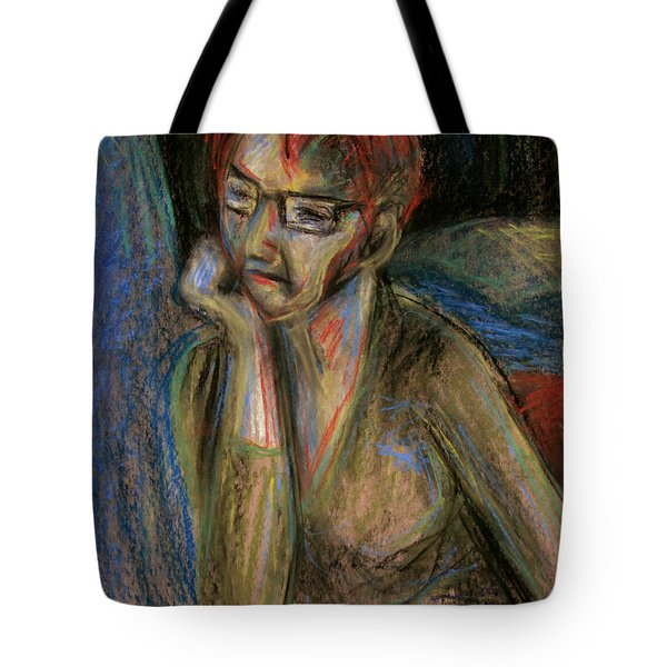 Retrospection - Woman Tote Bag